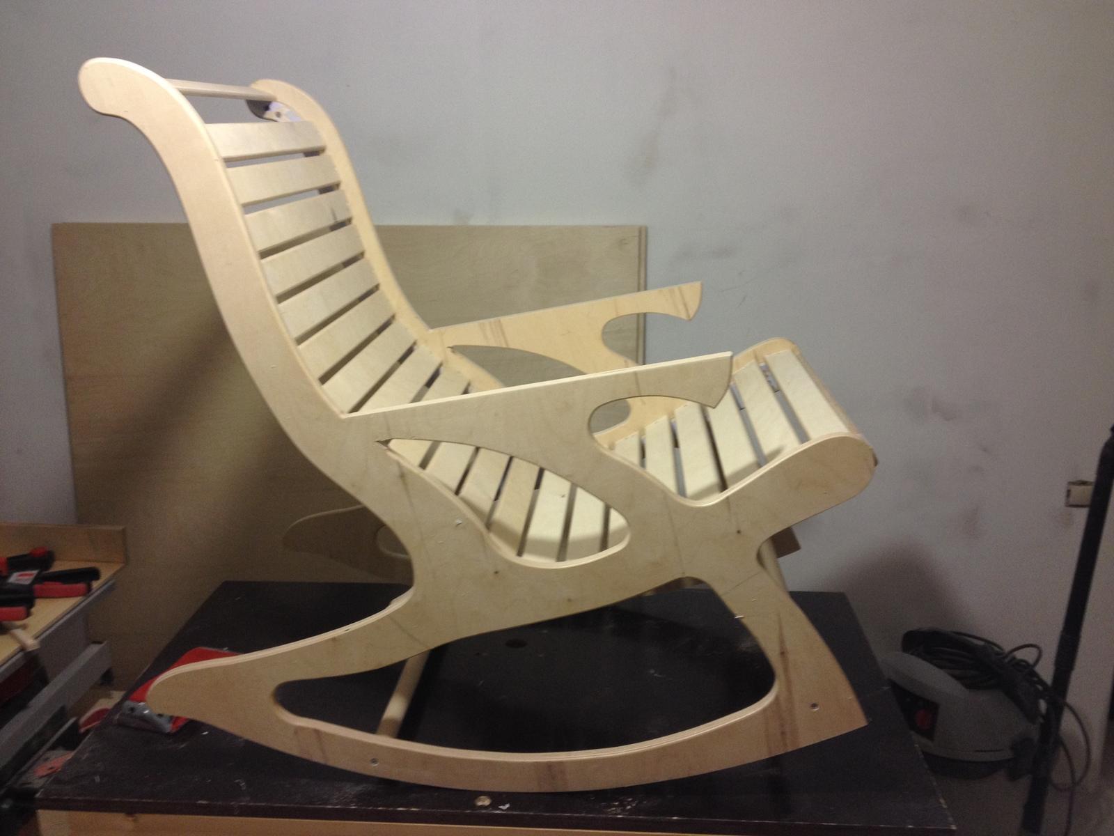 Кресло-качалка глайдер своими руками чертежи фото 183