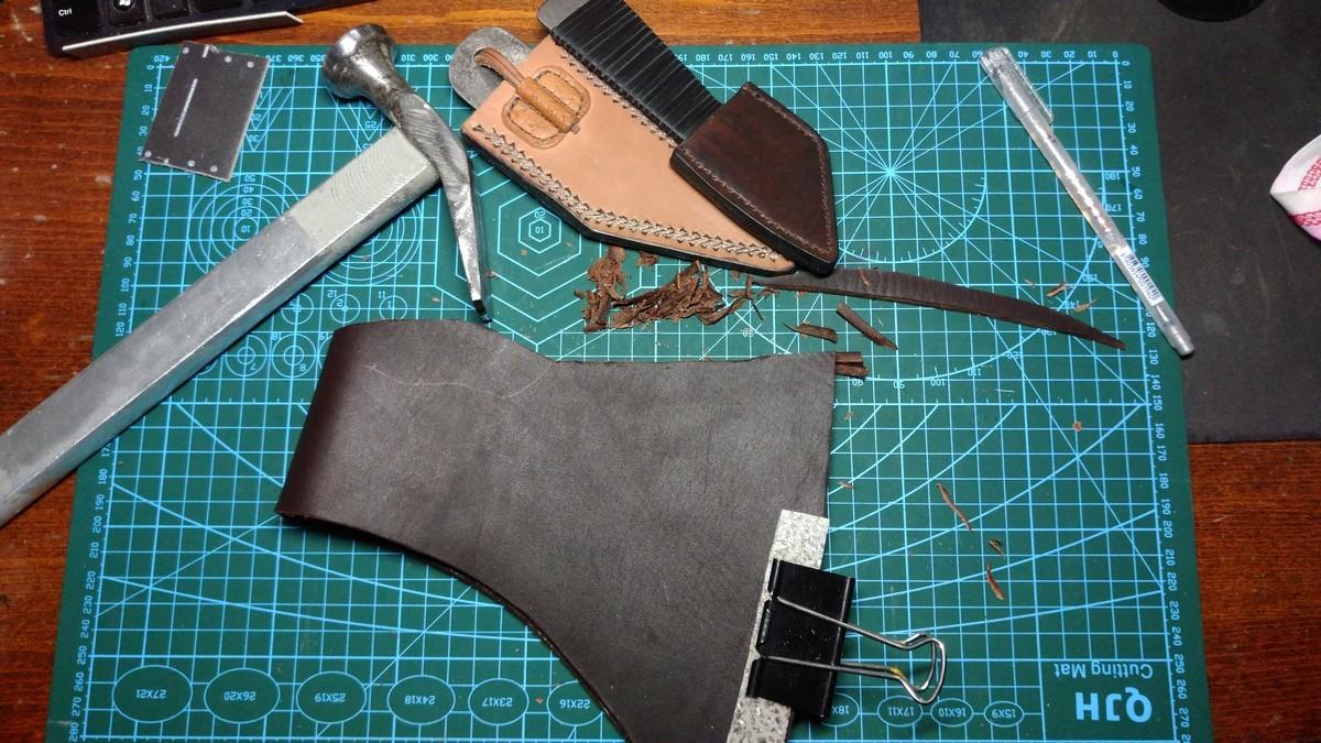 Чехол для топора своими руками из брезента фото 873