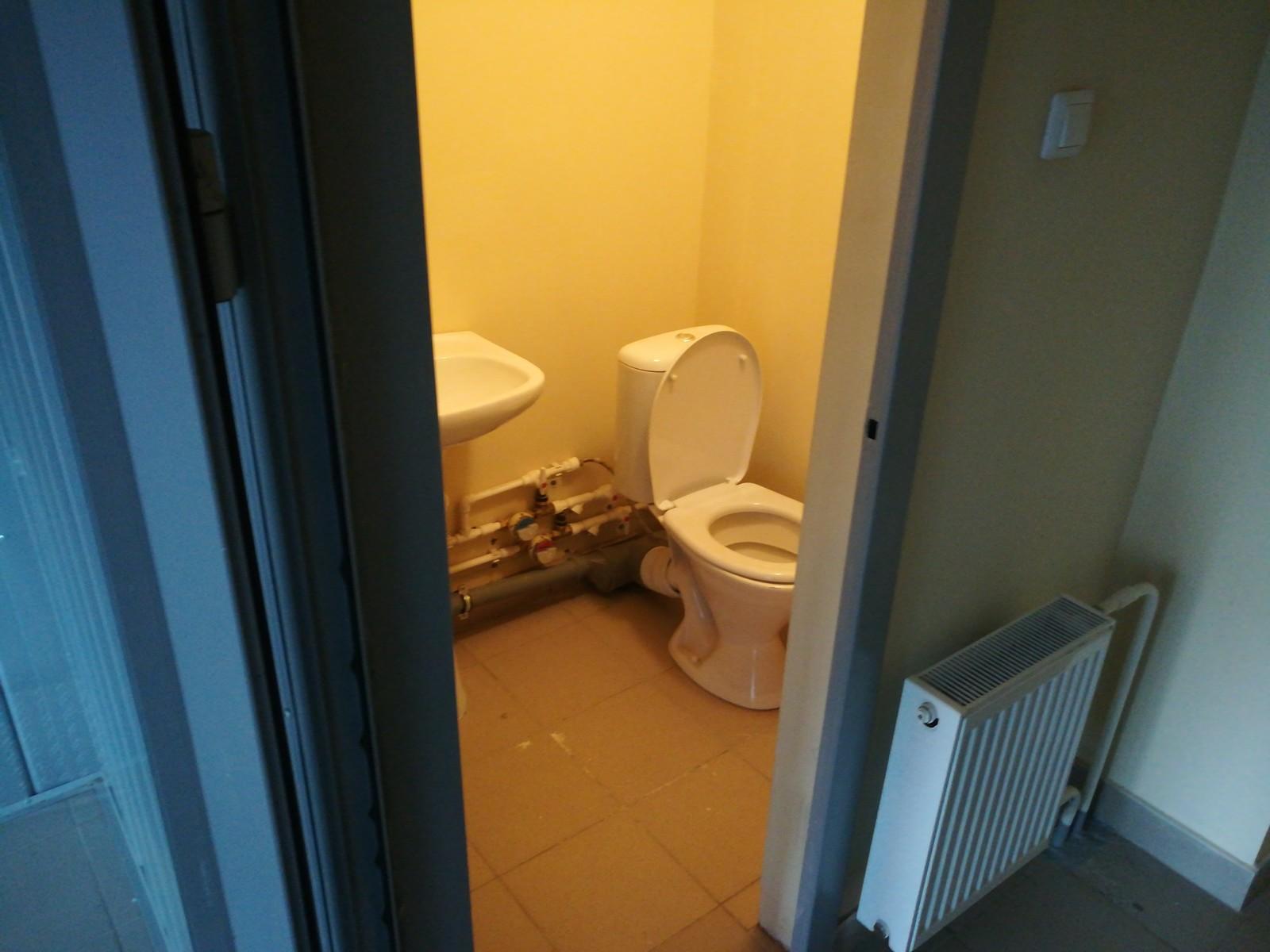 Зажал девку в туалете