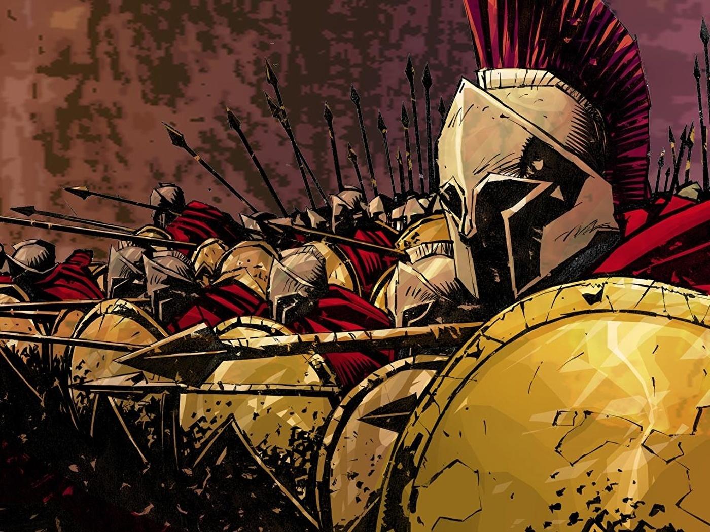 Педики спартанцы