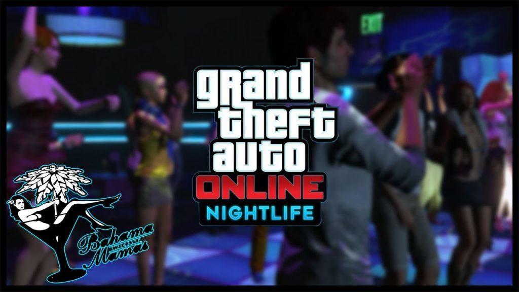 gta online ночной клуб