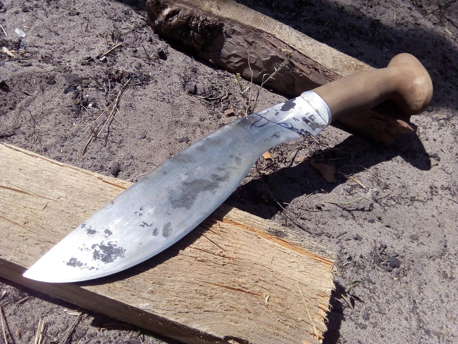 Нож из кости своими руками фото 321