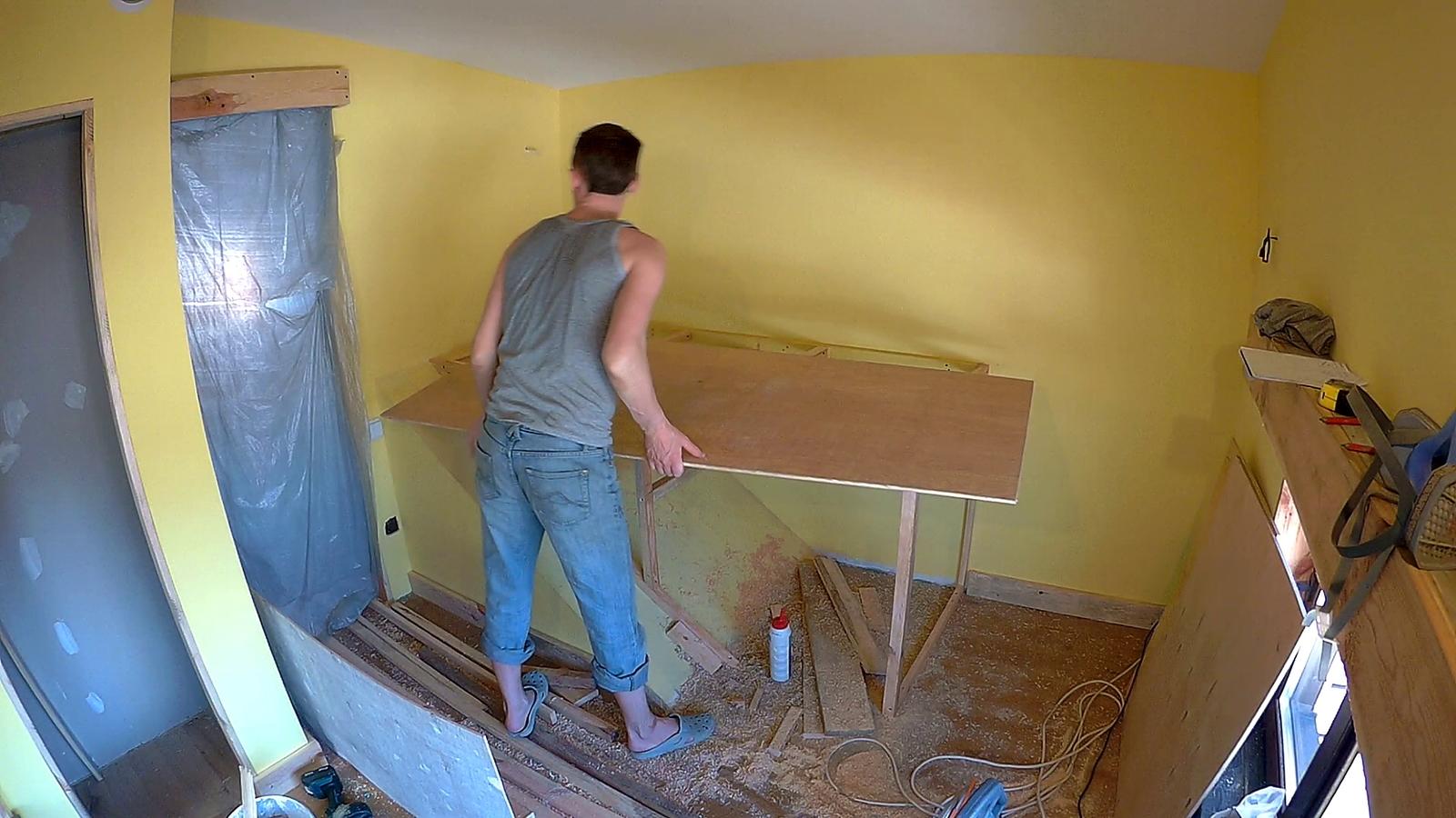 Детская кровать своими руками мебель