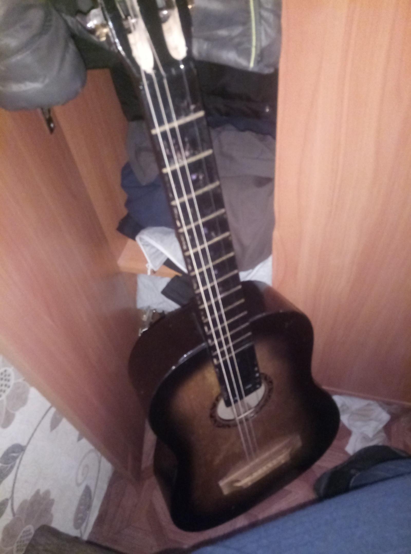 Ремонт гитары своими руками фото 983