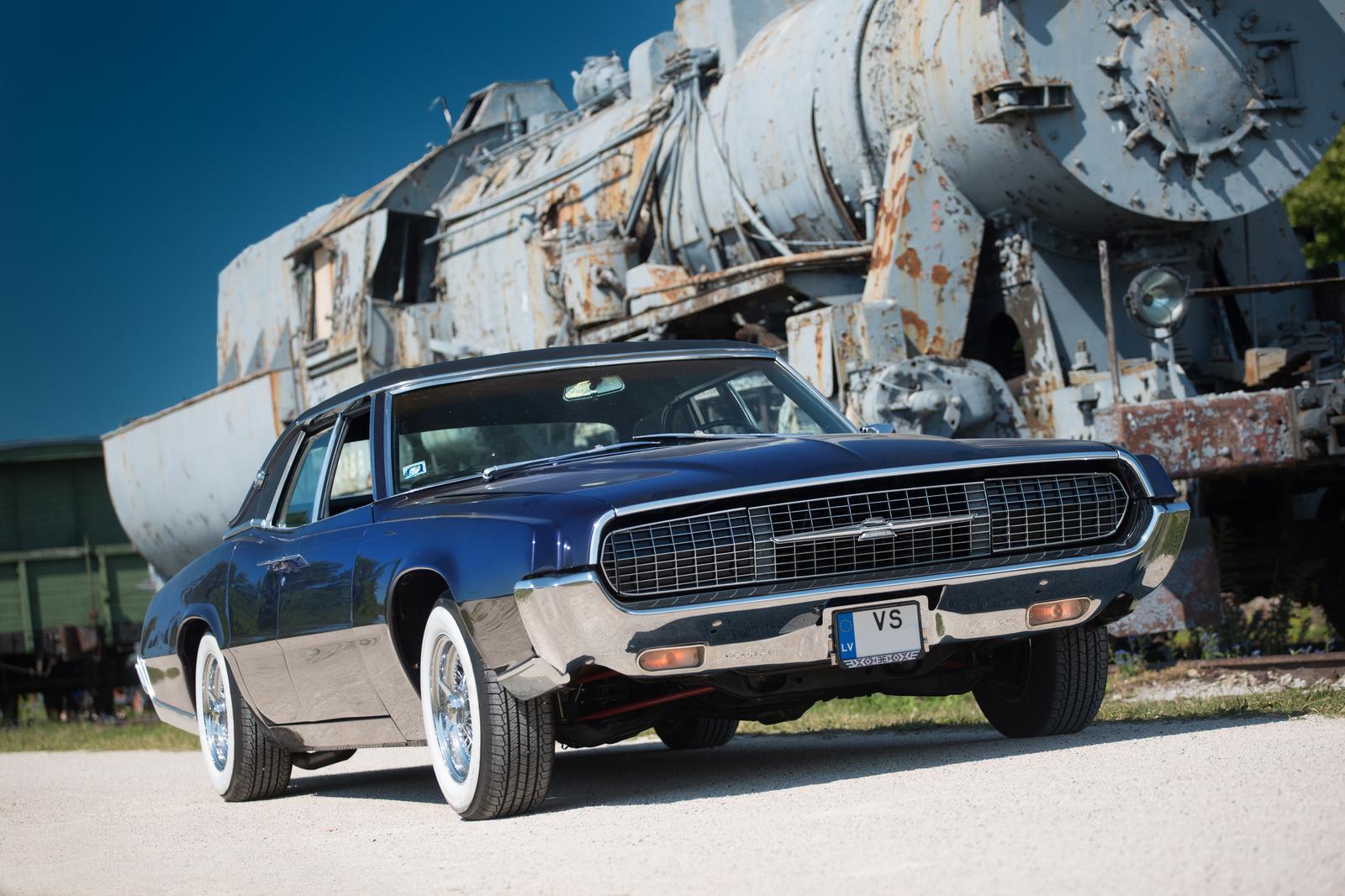 Реставрация автомобиля Ford Thunderbird 67 рекомендации