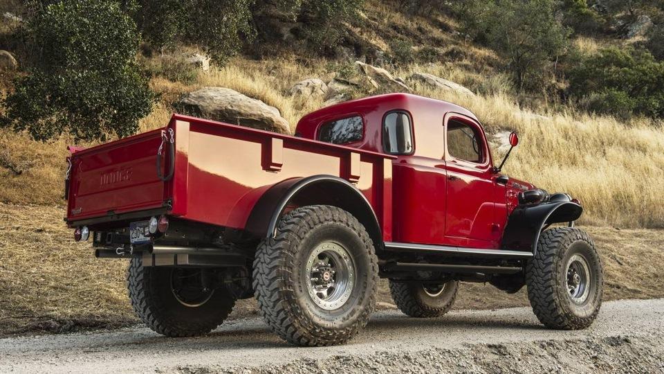 Автомобиль Legacy Dodge Power Wagon автомобиль