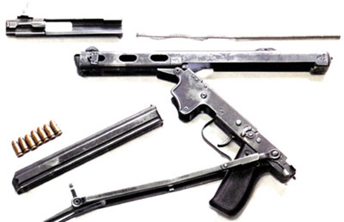 пулемет чукча