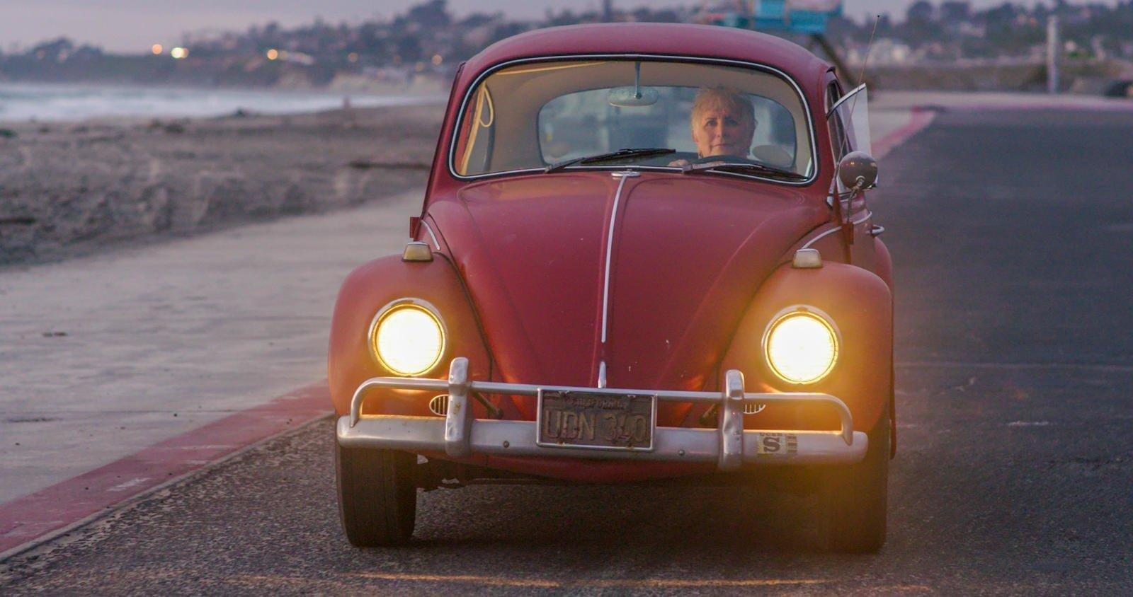Реставрация Volkswagen Beetle