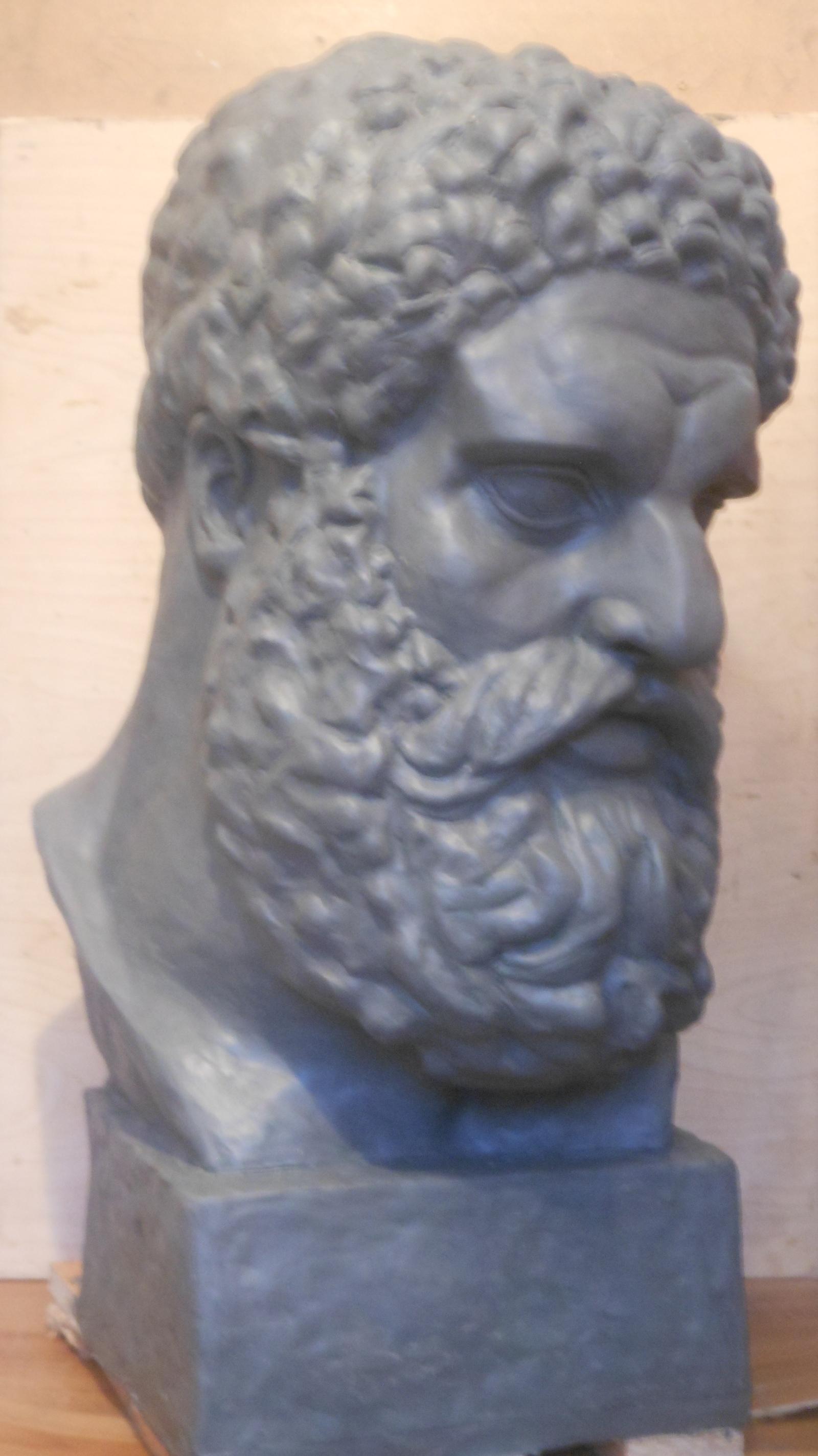 Голова статуи своими руками фото 992