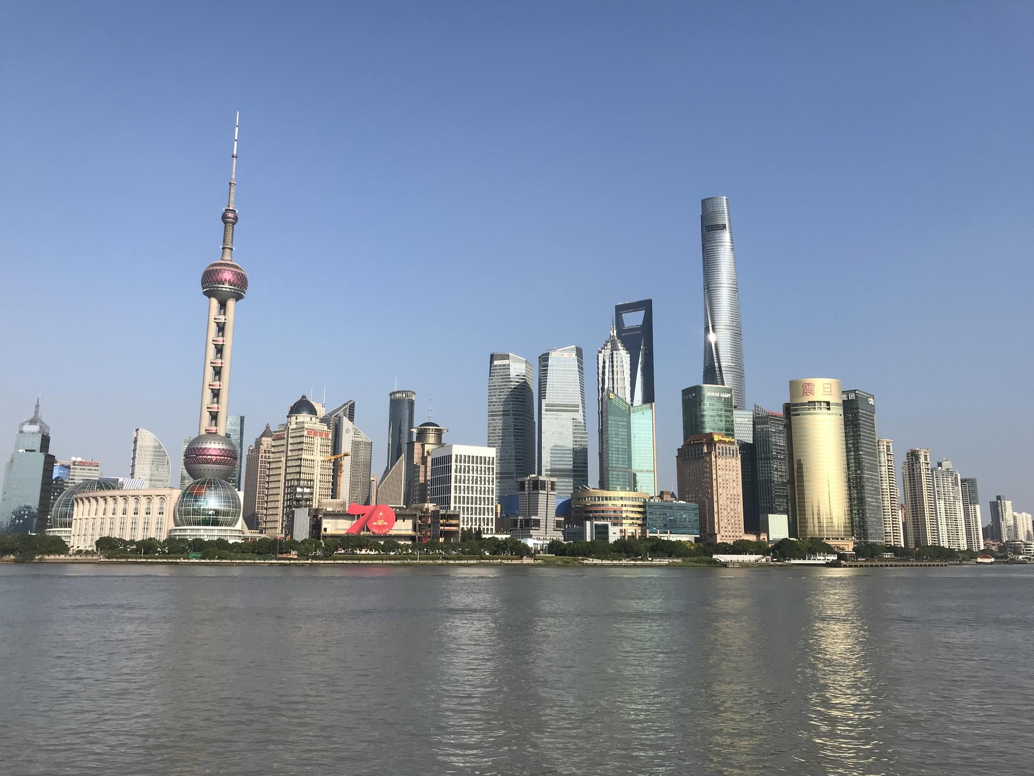 Обои свет, Город, Кнр, шанхай, shanghai, утро, китай. Города foto 11