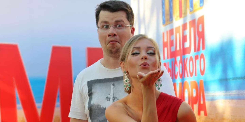 Порно С Кристиной Харламовой