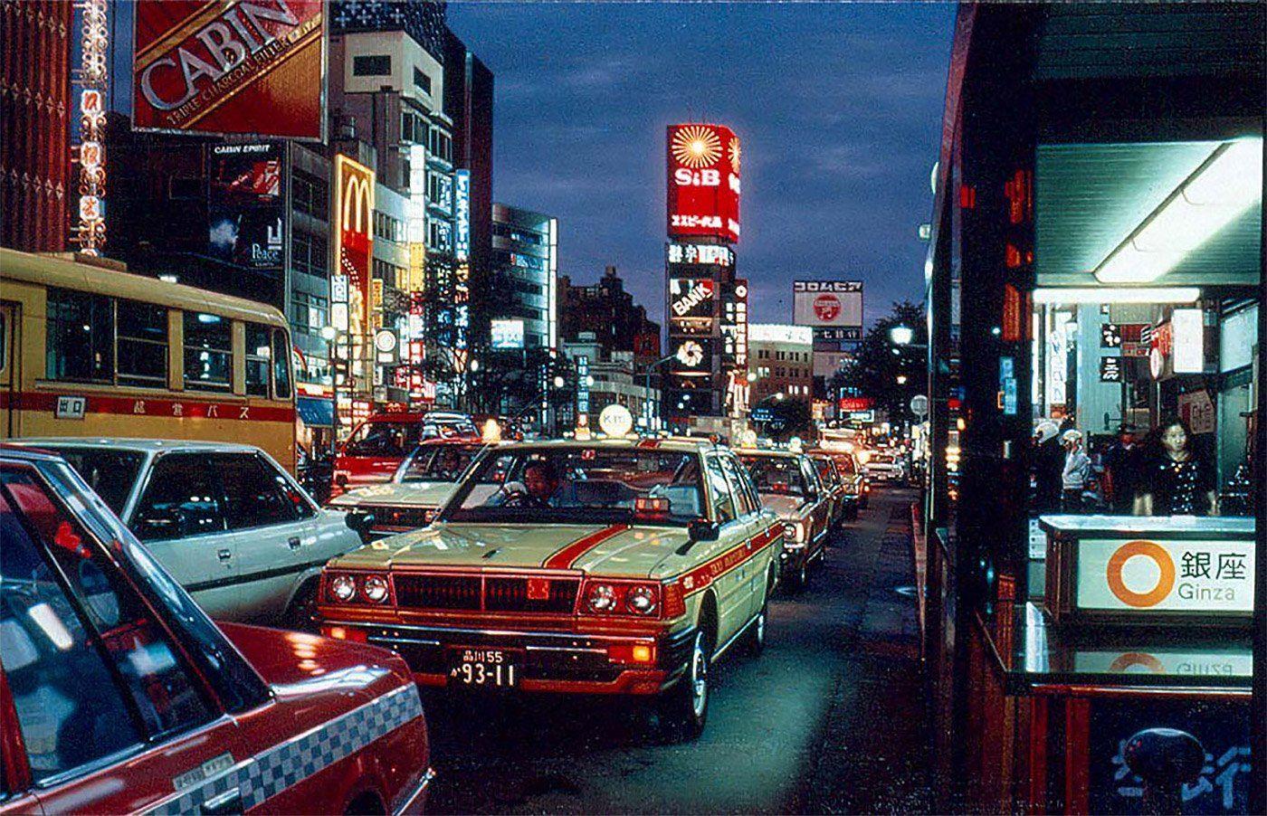 Обои улица, городской пейзаж, автомобиль, Париж Ночью, дома, Константин Коровин, люди, картина. Разное foto 14