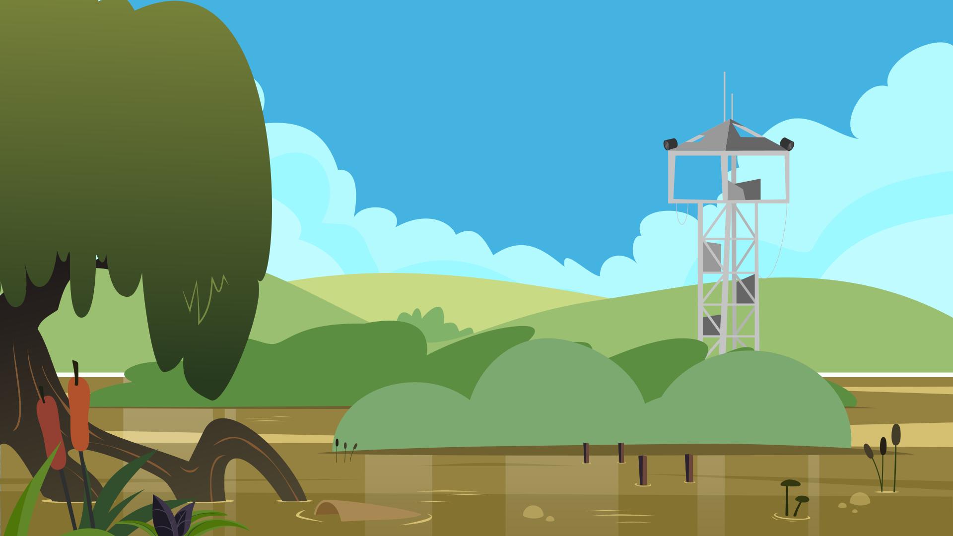 Обои деревья, дорога, сталкер, чернобыль, сталкер, Fan art, птицы, зона. Игры foto 4