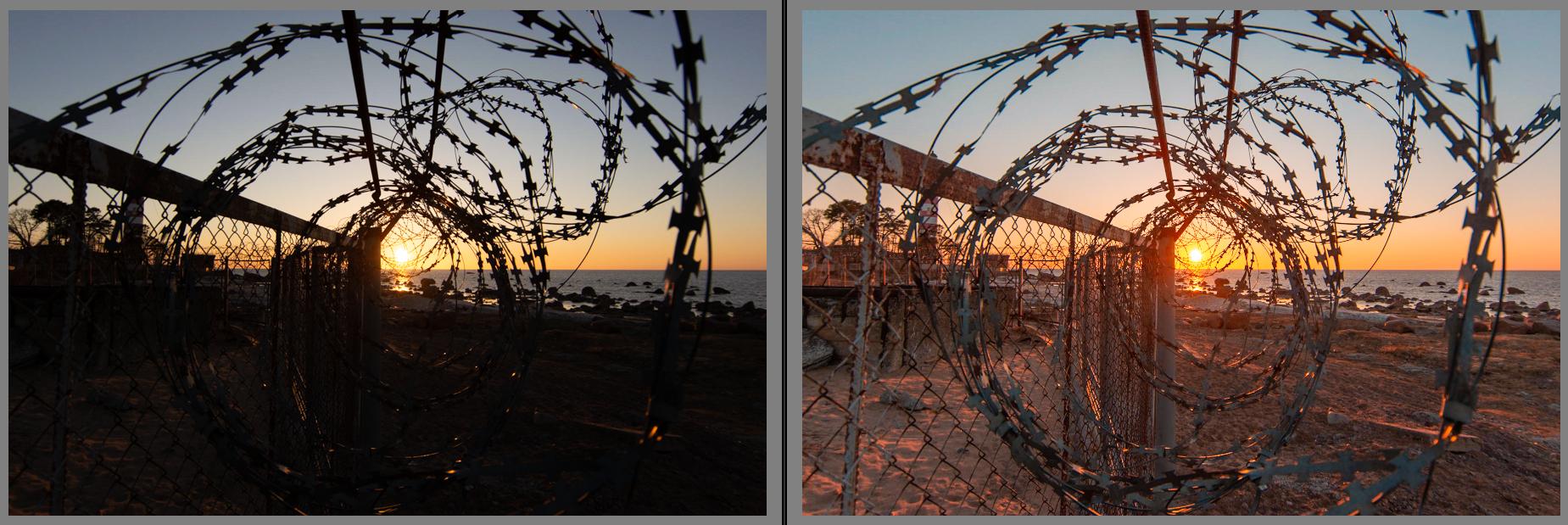 Обои картина, fotoshop, осен, экспозиция. Разное foto 4