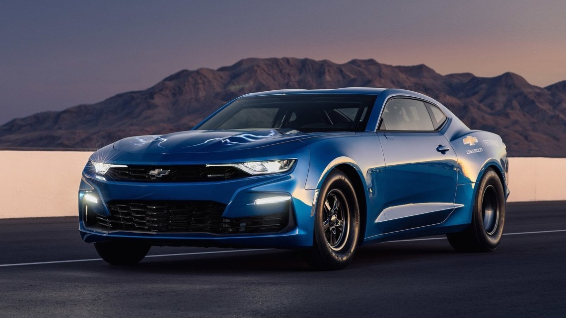 Chevrolet Camaro Ecopo Concept