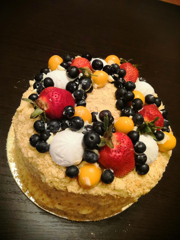 Любимый торт всех пап, но это не точно...