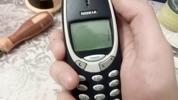 нокиа 3310 старая версия инструкция