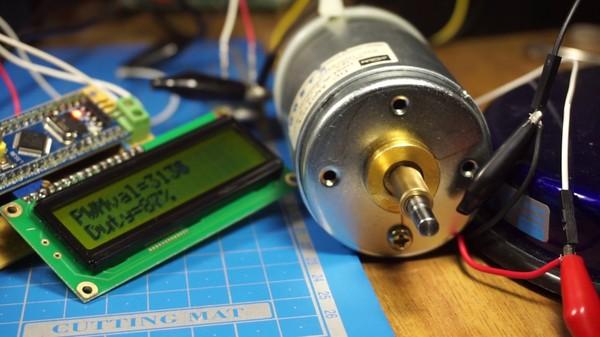 db:: 569::control dc motor with arduino f9 - Hivmr