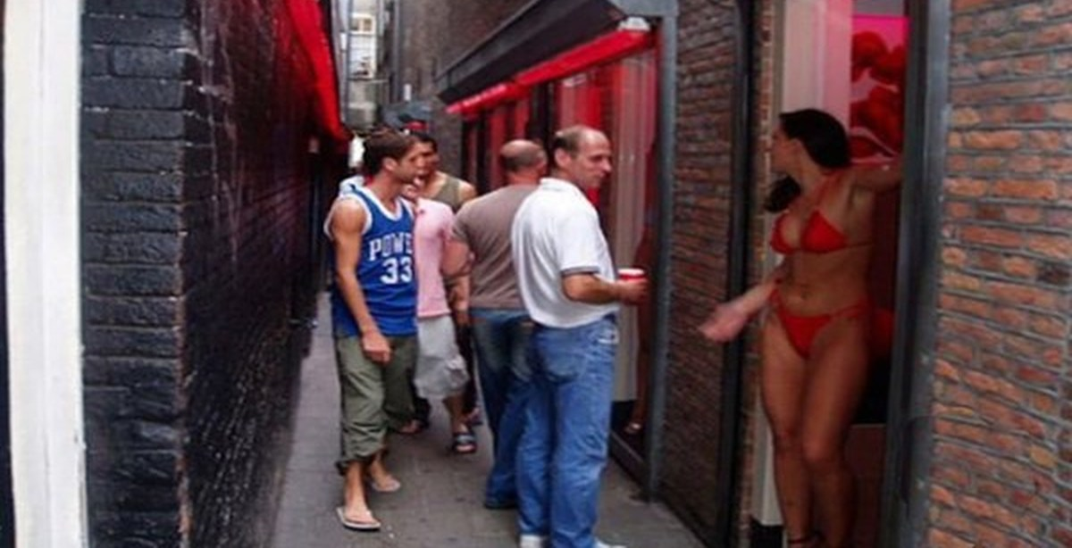 Проститутки В Голландии
